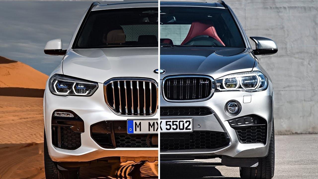 So sánh 2 thế hệ BMW X5