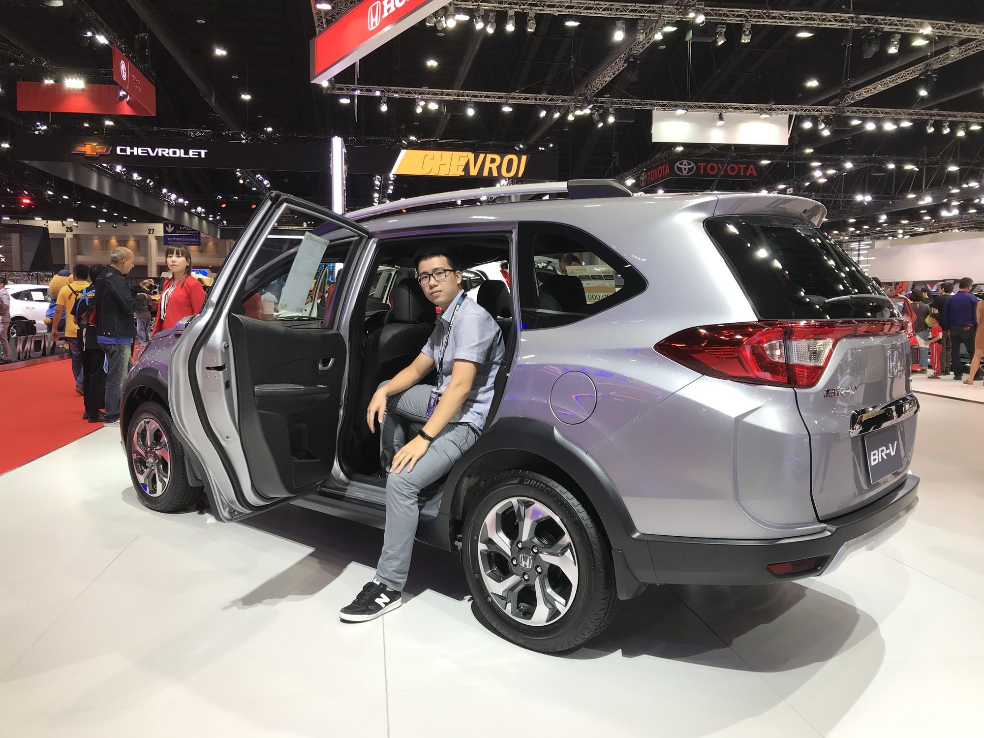Đánh giá Honda BRV 2019 sắp về Việt Nam