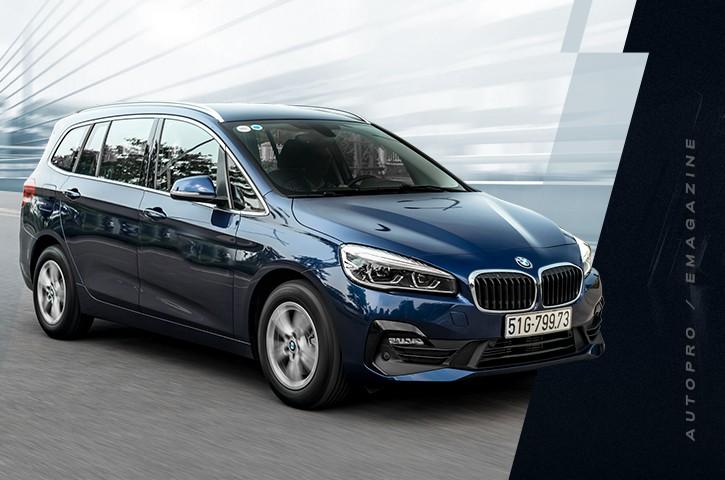 Chi tiết BMW 28i Gran Tourer - Khi xe sang thực dụng
