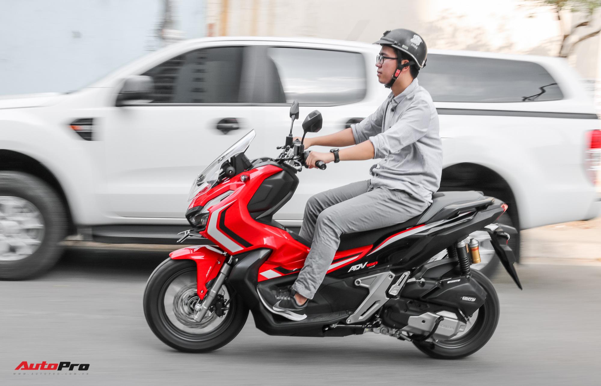 Honda ADV 150 ABS - xe tay ga cho khách Việt không thích SH