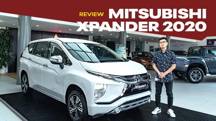 Đánh giá nhanh Mitsubishi Xpander 2020