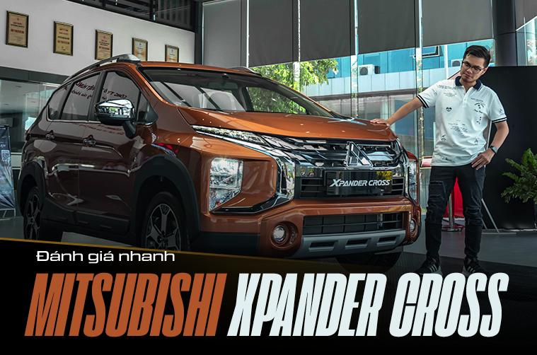 Đánh giá nhanh Mitsubishi Xpander Cross