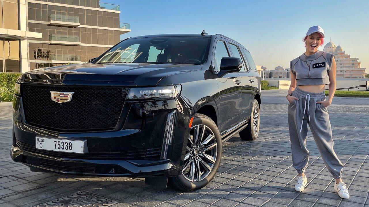 Khám phá những công nghệ thú vị trên Cadillac Escalade 2021